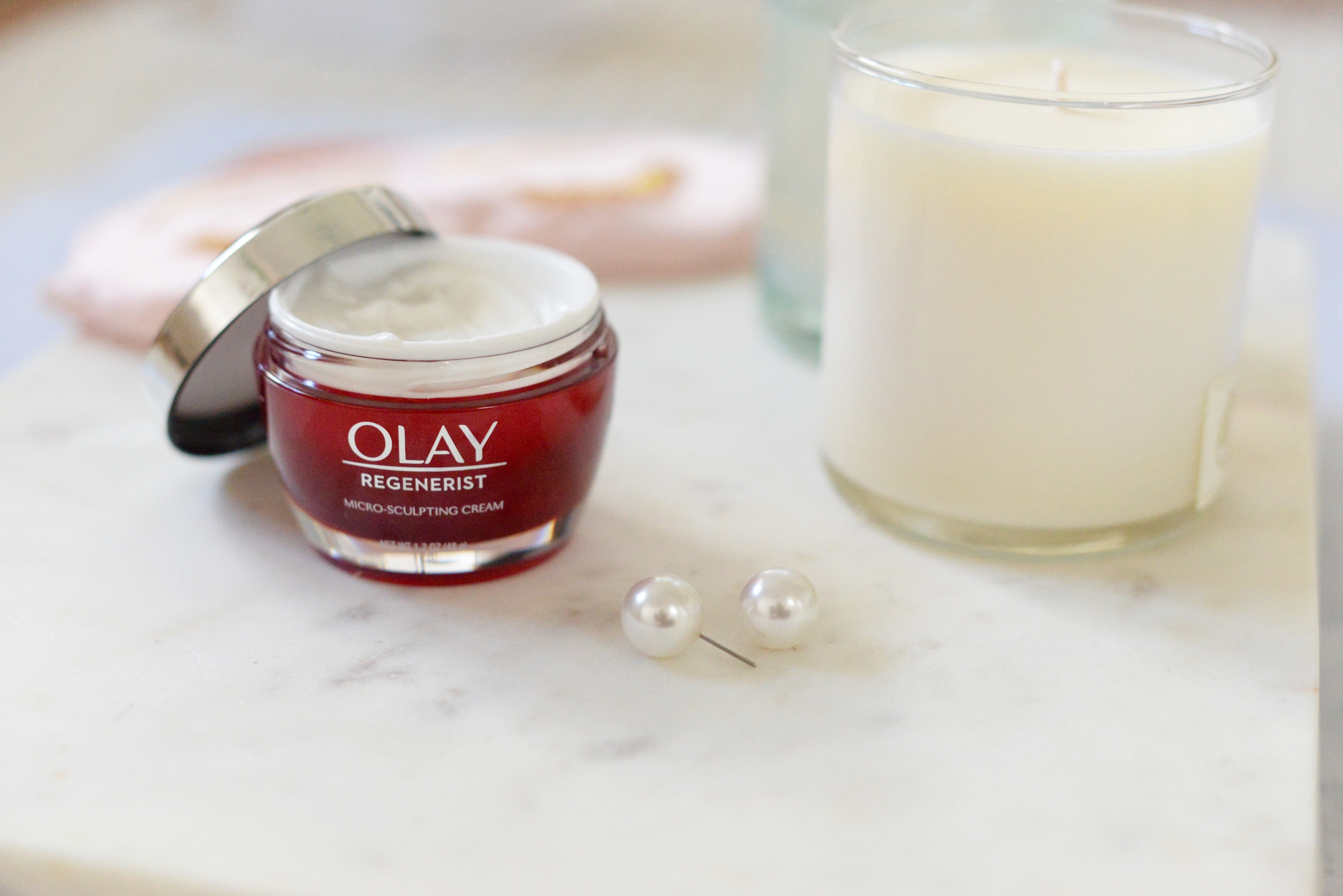 Thirty Years Young: Skincare Routine with Olay - Peaches to Pearls